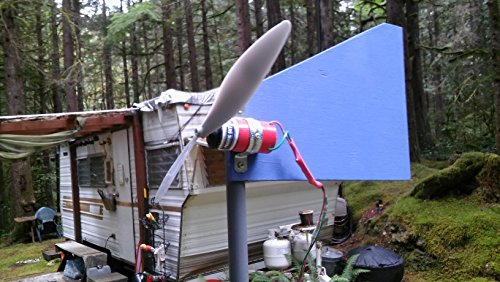 Pacific Sky Power Charger Wind Turbine Generator with Fin by Pacific Sky Power (Image #5)