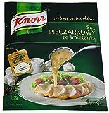 #9: Knorr Sos Pieczarkowy ze Smietanka (Mushroom / Champignon Sauce) 4 Portions (1.34 Ounces)