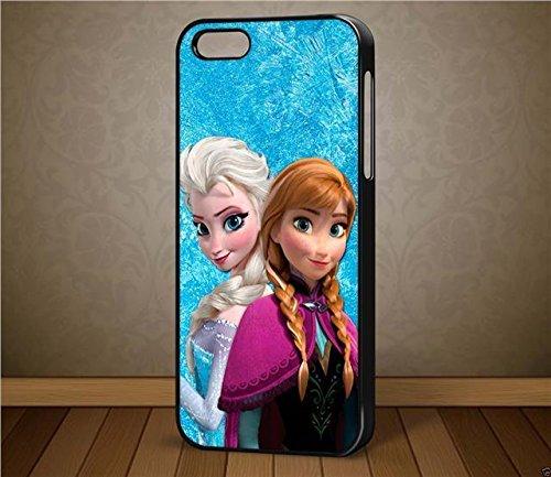 Frozen D1Disney–pour iPhone et Samsung Téléphone cas (Transparent iPhone 5C)