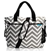Baby K'tan SmartGear Diaper Bag, Chevron