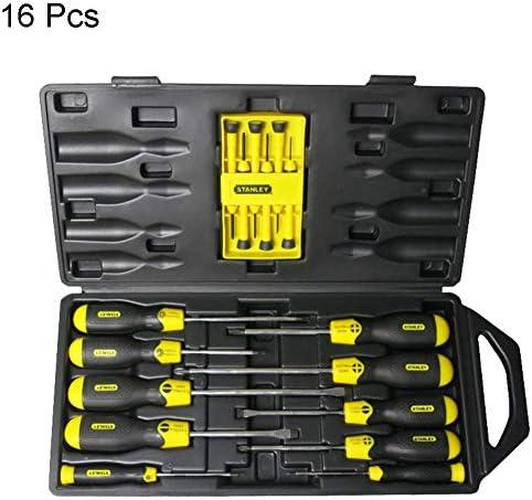 電子修理ツールキット 16 ミニドライバー専門修理ツールキット 耐久性のある構造と収納ボックス付き 住宅改修