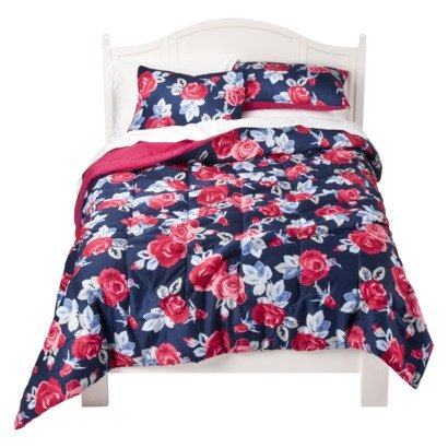 Xhilaration Rose Floral Comforter Full/Queen from Xhilaration