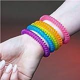 Euone  Valentine Clearance Sale , 5 PCS Mosquito Repellent Bracelets Natural Repellent Wristbands