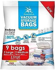 8 Vacuum Bags Variation