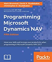 Programming Microsoft Dynamics NAV, 5th Edition Front Cover