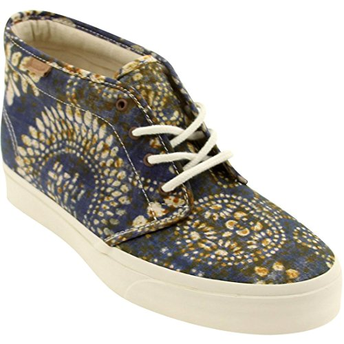 Vans Chukka Boot-Ca Batik Indigo batik indigo dress blues