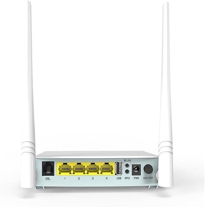 Tenda Wireless Modem Router VDSL2-300 Mbps - V300