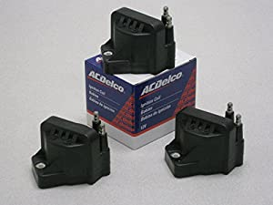 ACDelco D555/BS3006 Ignition Coils - Set of Three  -1991