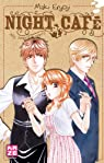 Night Café, My sweet knights, tome 2 par Enjoji