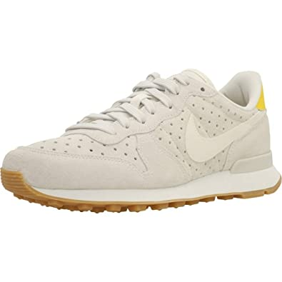 outlet online newest new styles NIKE Womens Internationalist Premium W Sail/Sail-Vivid ...