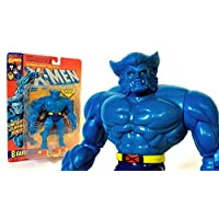 X-Men Beast 1994 Vintage Toy Biz Marvel Figura de acción