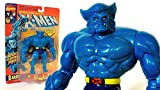 vintage action figures - X-Men Beast 1994 Vintage Toy Biz Marvel Action Figure
