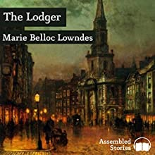 The Lodger Audiobook by Marie Belloc Lowndes Narrated by Peter Newcombe Joyce