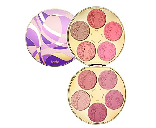 Tarte Works of Tarte Color Wheel Amazonian Clay Blush Palett