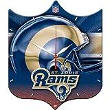 NFL St. Louis Rams High Definition Clock