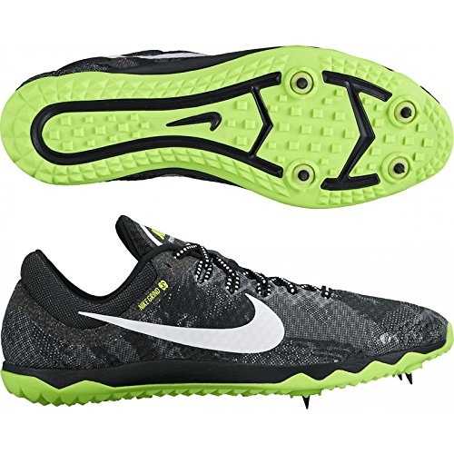 Distance Camo Cross White NIKE Size Track Mens Volt Zoom Black 7 Shoes Country Spikes Rival XC qOUXa