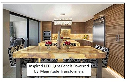 LED Dimmable - 24V Transformer - 40W Dimmable LED E-Series Driver - Magnitude E40L24DC-KO - Inspired LED
