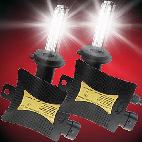 55W Xenon HID Conversion Kit H1 4300K Lighting Lamp - 7