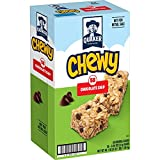 Quaker Chewy Granola Bars, Chocolate Chip, 58 Count Review