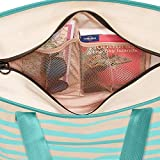 ToteSak Waterproof Tote Beach Bag with Airtight