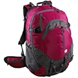 Caribee Short Hop Travel Pack, Small (Red)