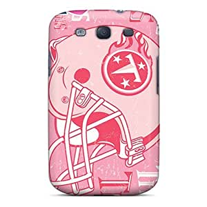Galaxy S3 Case Bumper Tpu Skin Cover For Tennessee Titans Accessories