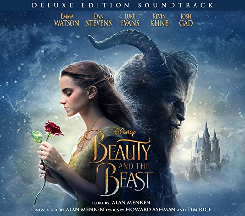 CD : Soundtrack - Beauty and the Beast (Deluxe Edition Soundtrack) (2 Disc)