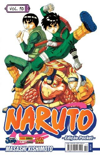 Naruto Pocket - Volume 10