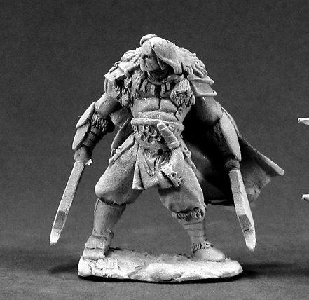 1/4 Scale Ultimate (Kjell Bloodbear, Barbarian)