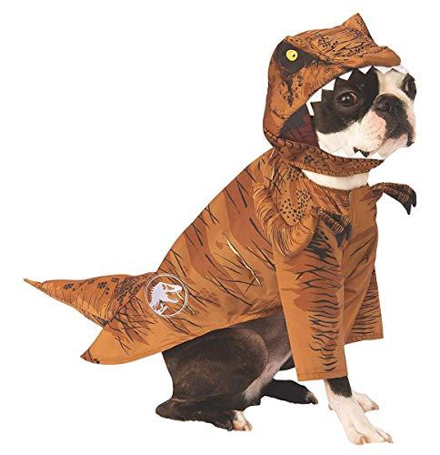 Rubie's Costume 580689-M Co Jurassic World: Fallen Kingdom T. Rex Pet Costume, Medium ()