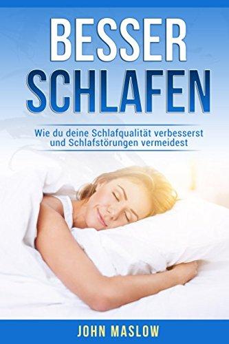 Besser schlafen: Wie du deine Schlafqualität verbesserst und Schlafstörungen vermeidest