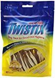 Twistix 5.5-Ounce Yogurt And Banana Dental Chew Treats For Dogs, Mini