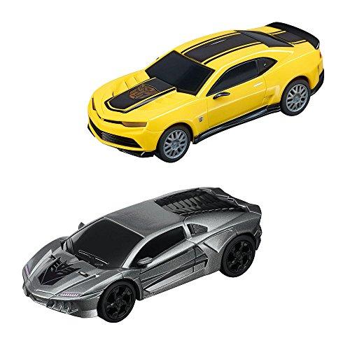 Stadlbauer 20062334 - Set macchinine da corsa con pista Transformers ...