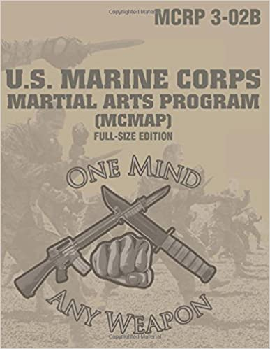 Marine Corps Martial Arts Program MCMAP Full Size Edition MCRP 3