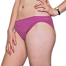 Lunapads Women's Organic Cotton Bikini Lunapanties with Insert