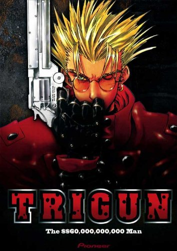 Trigun Poster TV 27x40 ()