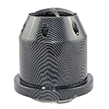 3in cone air filter - Oshide Round Tapered Auto Cold Air Filter,Universal High Performance Inlet Cone Air Filter,6.5