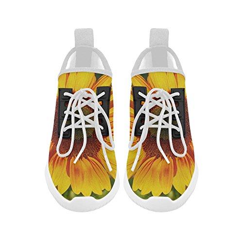 Scarpe Da Corsa Ultra Light Per Uomo E Donna Con Effetto Girasole
