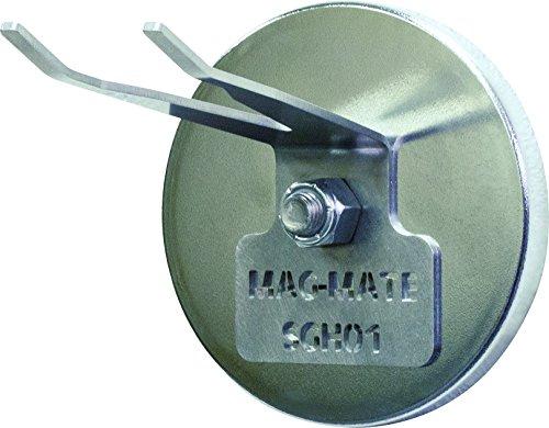 - MAG-MATE SGH01 Spray Gun Holder on a Cup Magnet, 95 lb