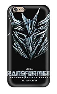 Durable Case For The Iphone 6- Eco-friendly Retail Packaging(transformers Logo Megatron ) by lolosakes