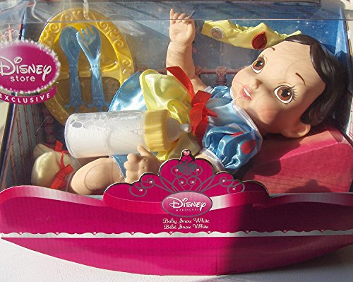 Baby Snow White Doll (Disney Brass Key Enchanted Nursery Baby Snow White Exclusive Doll Set)