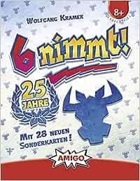 Kramer, W: 6 nimmt! - 25 Jahre