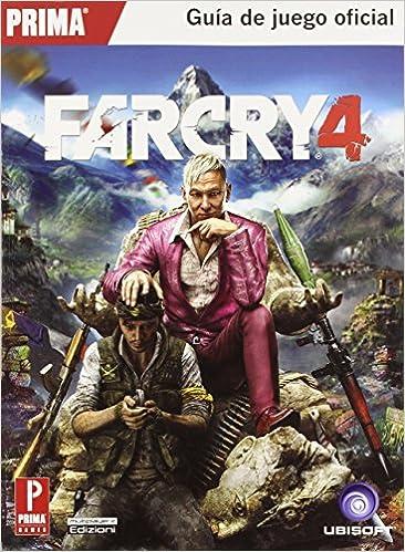 Guía Far Cry 4: Amazon.es: Vv.Aa.: Libros