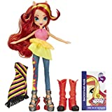 My Little Pony Equestria Girls Rainbow Rocks Sunset Shimmer Doll with Fashions