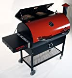 REC TEC Wood Pellet Grill - Featuring Smart Grill Technology