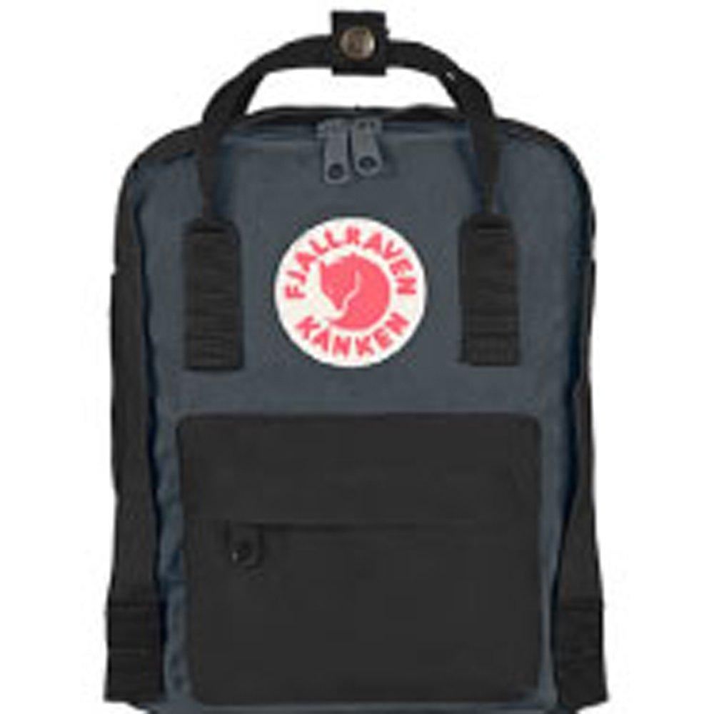 (フェールラーベン) FJALL RAVEN カンケン バッグ 7L カンケン ミニ リュック kanken mini bag バックパック リュック レディース ナップサック 通学 子供用 キッズ ナップサック 7L [並行輸入品] B0185A3TGS Black.Graphite Black.Graphite