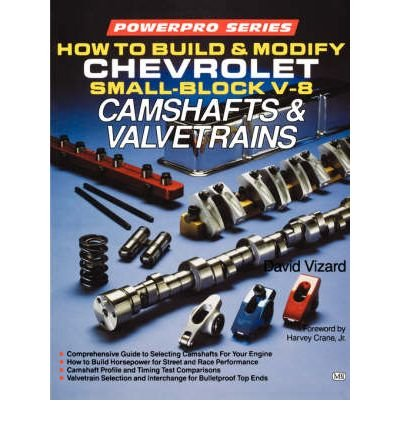 V8 Camshaft ([(How to Build and Modify Chevrolet Small-Block V8 Camshafts and Valvetrains)] [Author: David Vizard] published on (September, 1992))