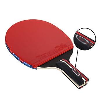 xianw Ping Pong Padel - Raqueta de Tenis de Mesa 1 Premium Pro ...