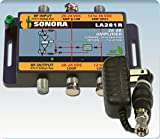 LA281R-T (1) Coax Input, 28 dB Gain Amplifier with