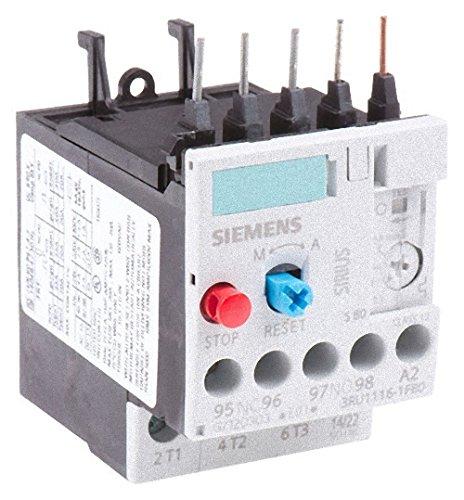 Siemens 3RU1116-1FB0 Overload relay by Siemens